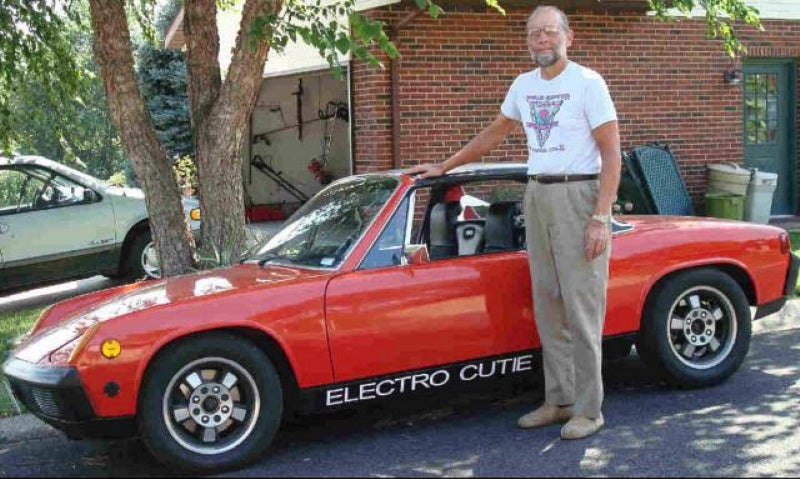 For $12,000, I sing the Porsche electric
