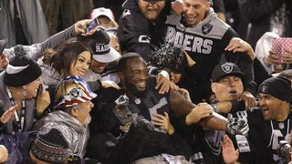 The Raiders Win And The NFL Circle Of Parity Is Complete