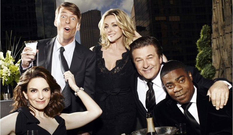 30 Rock Renewed for Final Season; Fate of Parks & Rec, Community Remains Unclear (UPDATE)