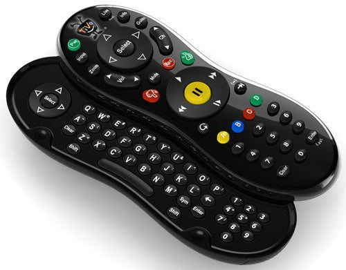 TiVo Premiere QWERTY Remote Requires ANOTHER Dongle