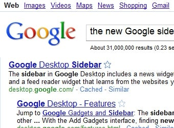 Disable Google's New Sidebar from Your Search Results