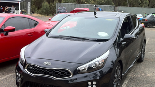 Track Day Review : 2015 Kia pro_cee'd GT