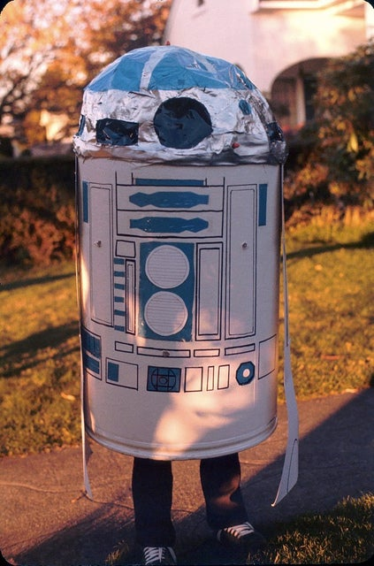 A Treasure Trove of Awesome Old-School Star Wars Costumes