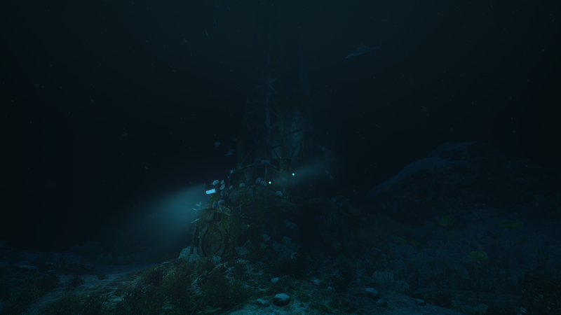 The Deep Sea Is Terrifying, And This Game Proves It