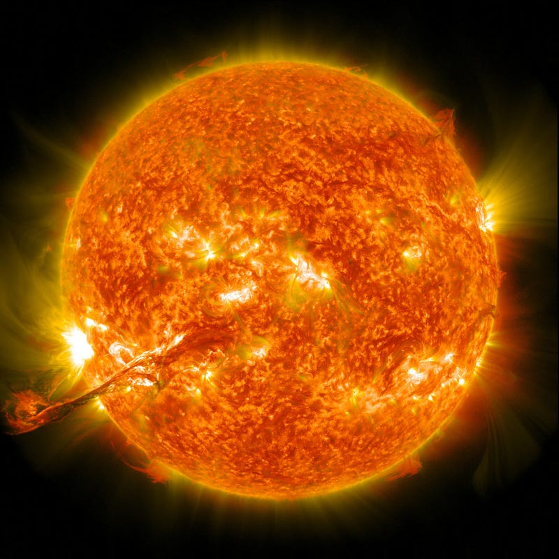 This Is the Most Astonishing Solar Eruption I've Ever Seen