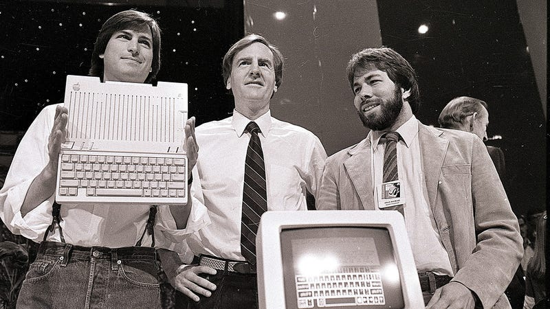 A Photographic Look Back at Steve Jobs