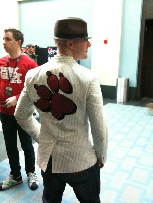 On A Maker Of Uncharted 2: This Jacket