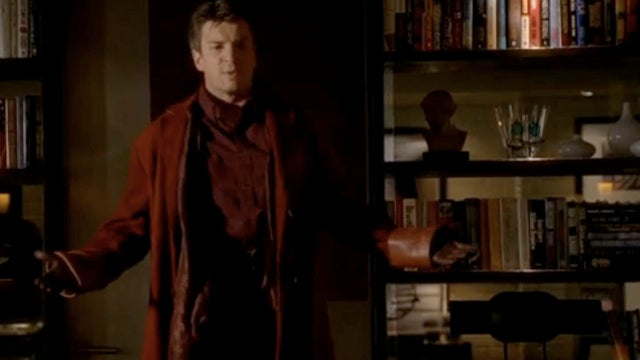 A Marvel Comics superhero will appear with Nathan Fillion on Castle