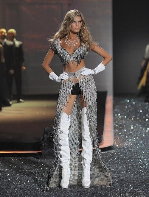 Victoria's Secret Fashion Show Speaks For Itself