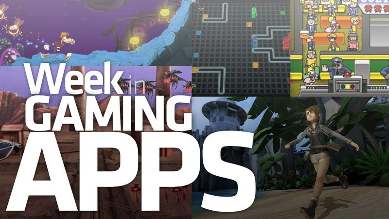 This Week in Gaming Apps Has a Slightly Bigger Screen Than the Previous One