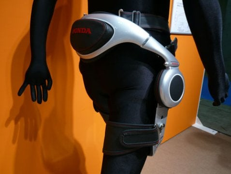 Honda Asimo Walking Aid For Humans: I Have One Problem With It