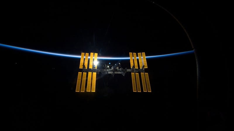 International Space Station Could be Left Empty by November
