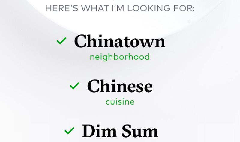Dine Simplifies Your Search for the Perfect Restaurant