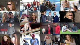 The Week in Celebrity Snapshots