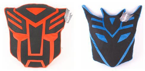 Autobot and Decepticon Pillows