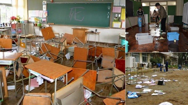 After Vandalism Rampage, Schoolgirls Blame It on a Comic Book