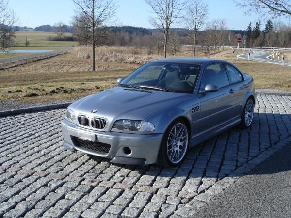 How I Learned to Stop Worrying and Love a Bigger, Heavier, Softer M3