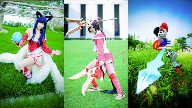 For These Amazing Cosplayers, The Stage Is Their Laboratory