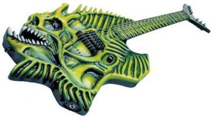 Craziest Guitars Ever Made