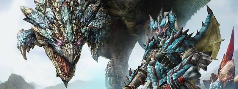 How Monster Hunter Made Me Better At Every Other Game