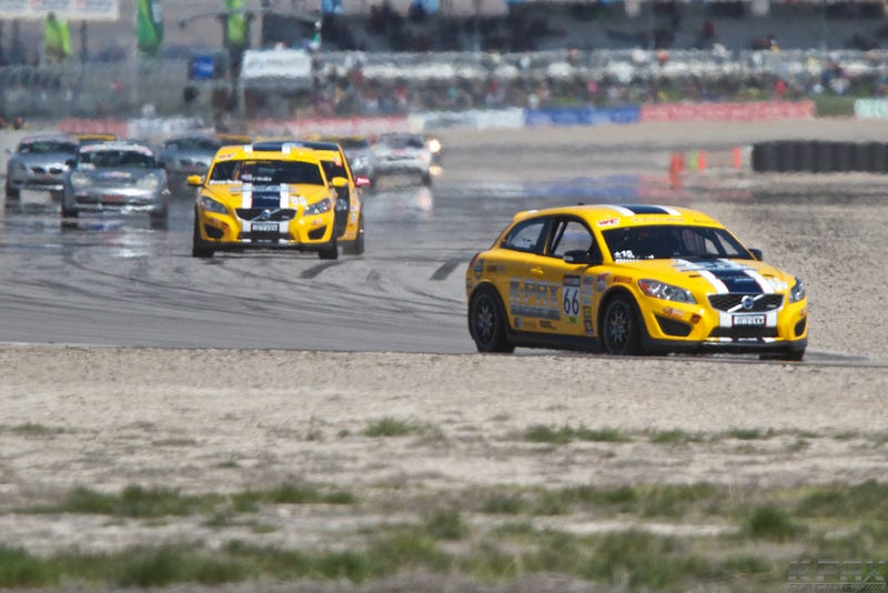Project Grocery Getter hits the track: Miller Motorsports Park