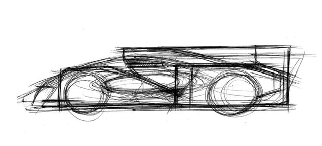 Watch This Rough Car Sketch Morph Into A Super Realistic Rendering