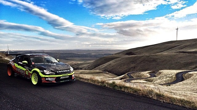 Is Ryan Tuerck About To Drift America's Coolest Experimental Road?