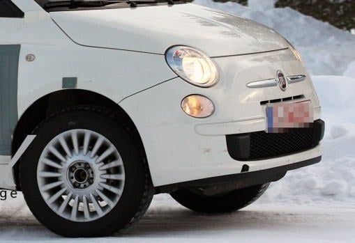 Is an all-wheel-drive Fiat 500 in the works?