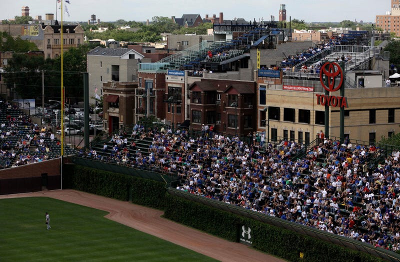 If The Chicago Cubs Want Their Big Renovation, It's Time For Them To Grease The Wrigleyville Rooftops