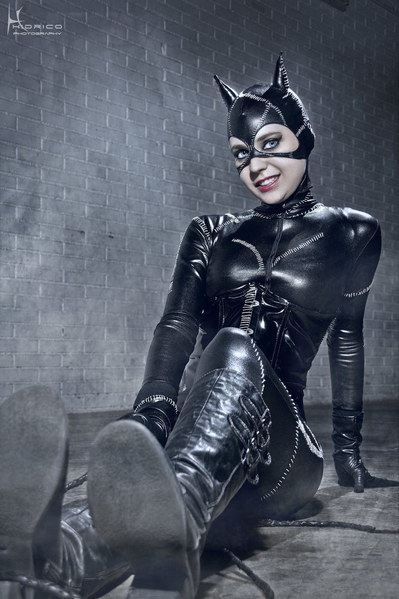 Gotham Overrun with Leather, Latex, and Itchy Plants