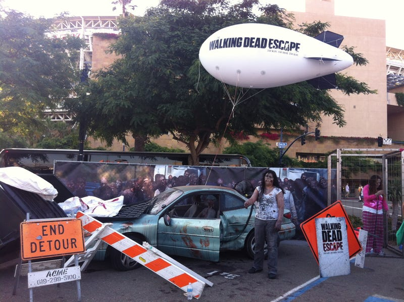 The Worst Badvertising and Best Radvertising of Comic-Con 2013