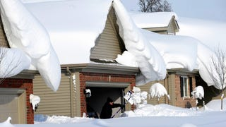 How Many Snowstorms Would It Take to Match Buffalo's Week From Hell?