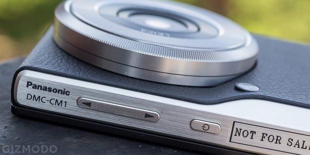 Panasonic CM1 Review: Finally, a High End Camera Inside a Smartphone