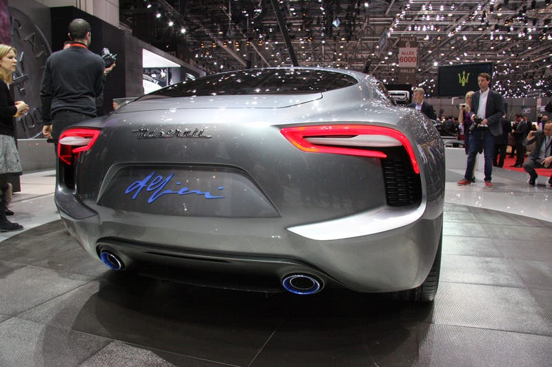 The Maserati Alfieri Is A Full On Gorgeous GranTurismo