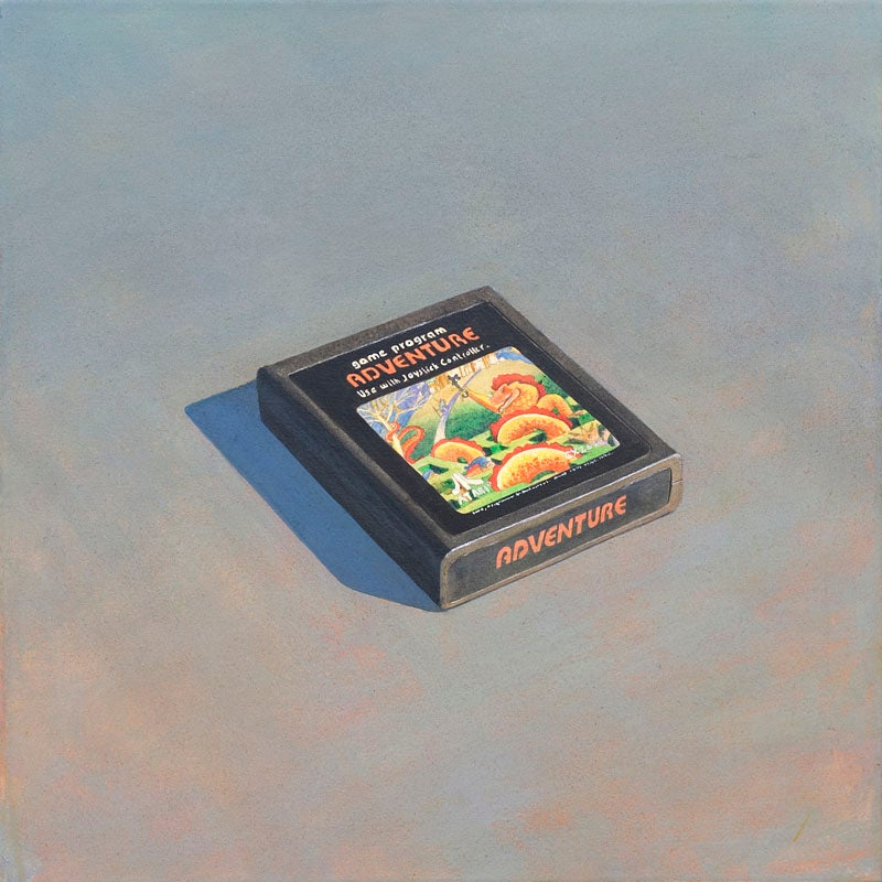 American Icons Gallery Show Recognizes Classic Gaming Consoles For the Works of Art They Are