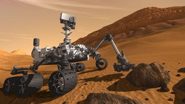 Ask Andrew Kessler about NASA's missions to Mars