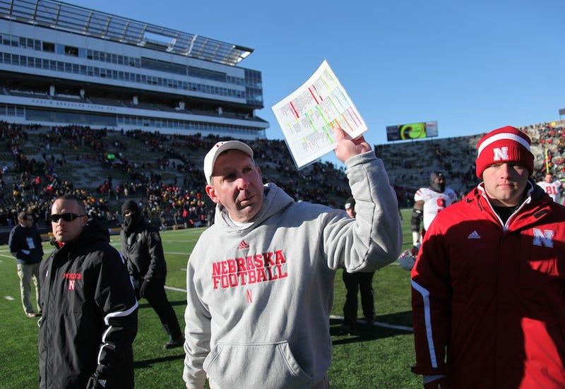 "Nebraska Will Not Fire Bo Pelini For Saying ""Fuck"" A Lot"
