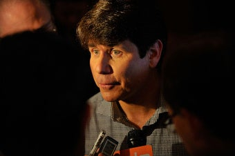 Blagojevich, New Yorker?