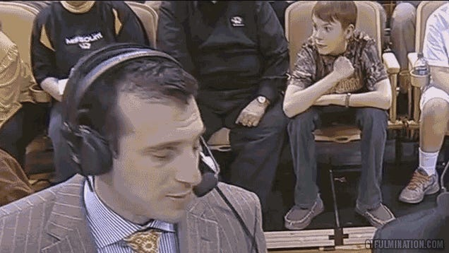 Photoshop Contest: That Jerkoff Kid Behind Doug Gottlieb
