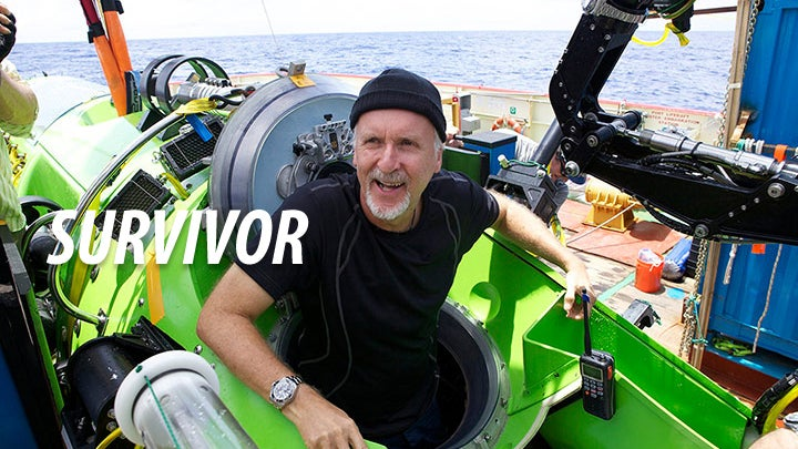 Five Ways James Cameron Could Have Died on His Mission to the Bottom of the Ocean