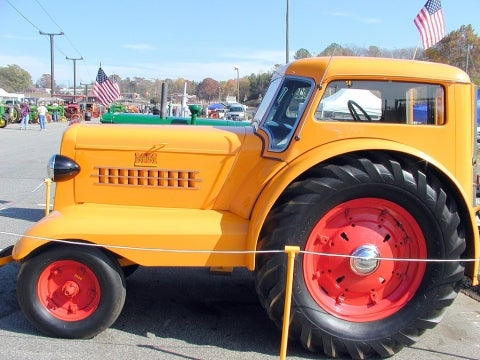 1938 Minneapolis Moline Udlx The Gentleman 39 S Tractor