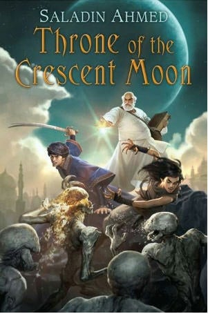 Throne of the Crescent Moon is the best fantasy swashbuckler of the year so far