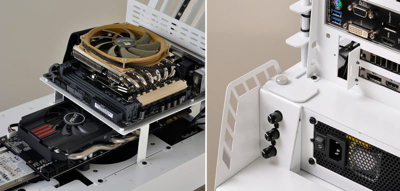 Your Next Tricked-Out Gaming PC Deserves a Luxury Yacht-Shaped Case
