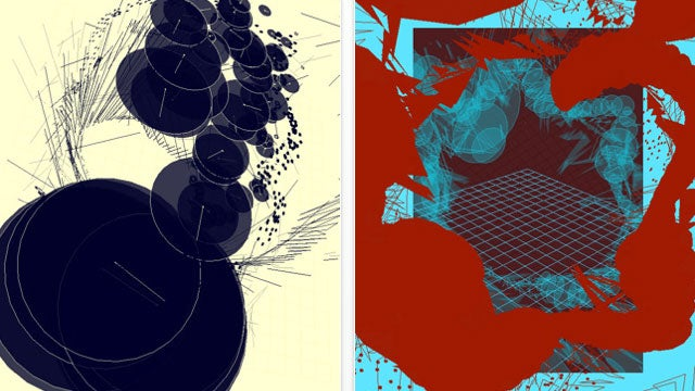 Express Your Abstract Side With Sktch for iOS
