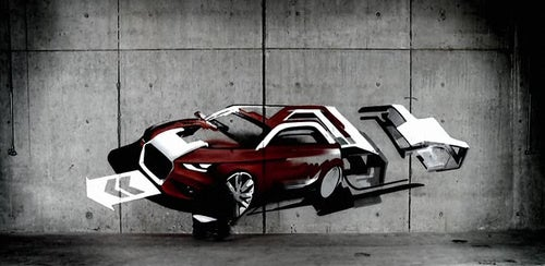 Audi A1 Tagged, Teased