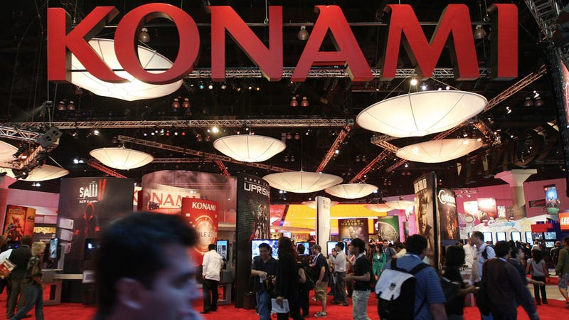 Konami Staffer Sues for Maternity Leave Discrimination. Wins.
