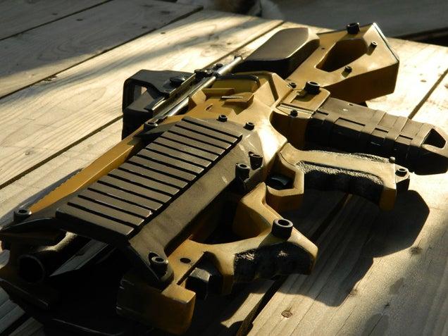 Borderlands Guns Look So Badass In Real-Life