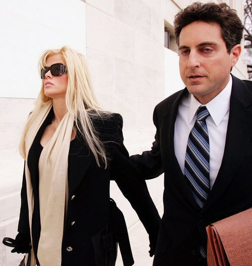 Anna Nicole Smith's Lawyer Found Guilty