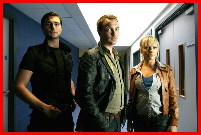 Primeval Season 4 photos