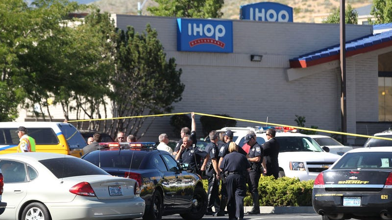 Four Killed as Gunman Opens Fire with AK-47 in IHOP